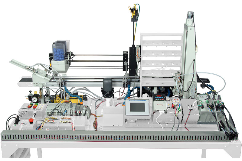 Festo Flexible Manufacturing System